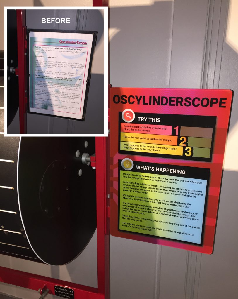Oscylinderscope graphic