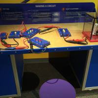 Built circuit table