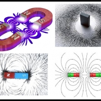 Inspiration for magnetism background