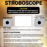 Stroboscope Design background draft